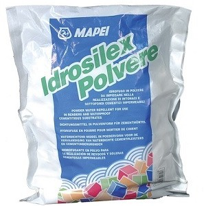 idrosilex polvere