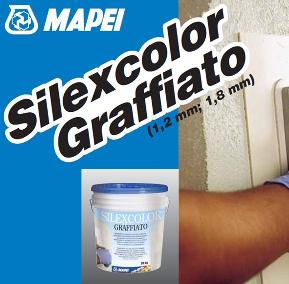 silexcolor graffiato marafon