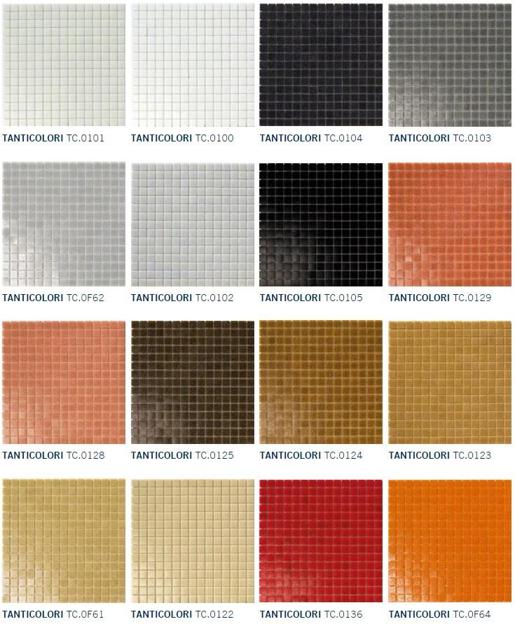 mosaico + tanticolori marafon