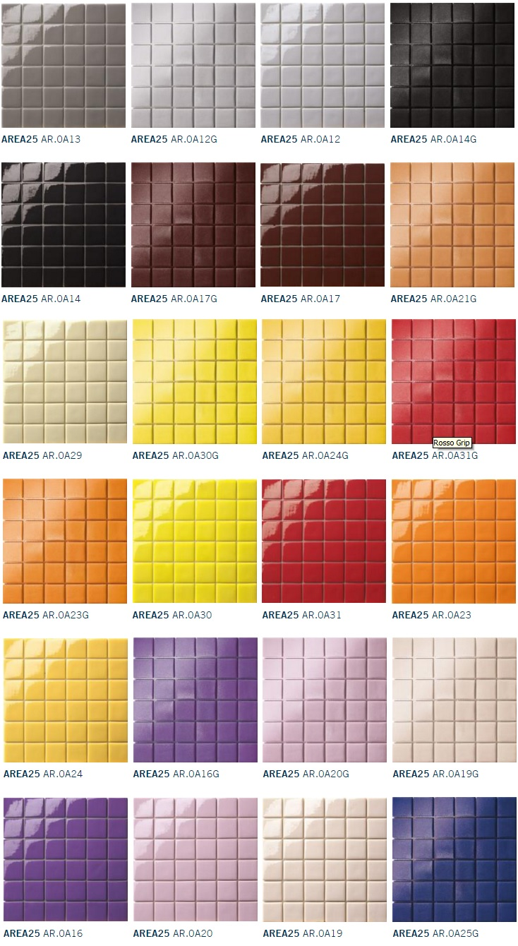 mosaico + area25 marafon