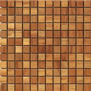 mosaico + legno marafon