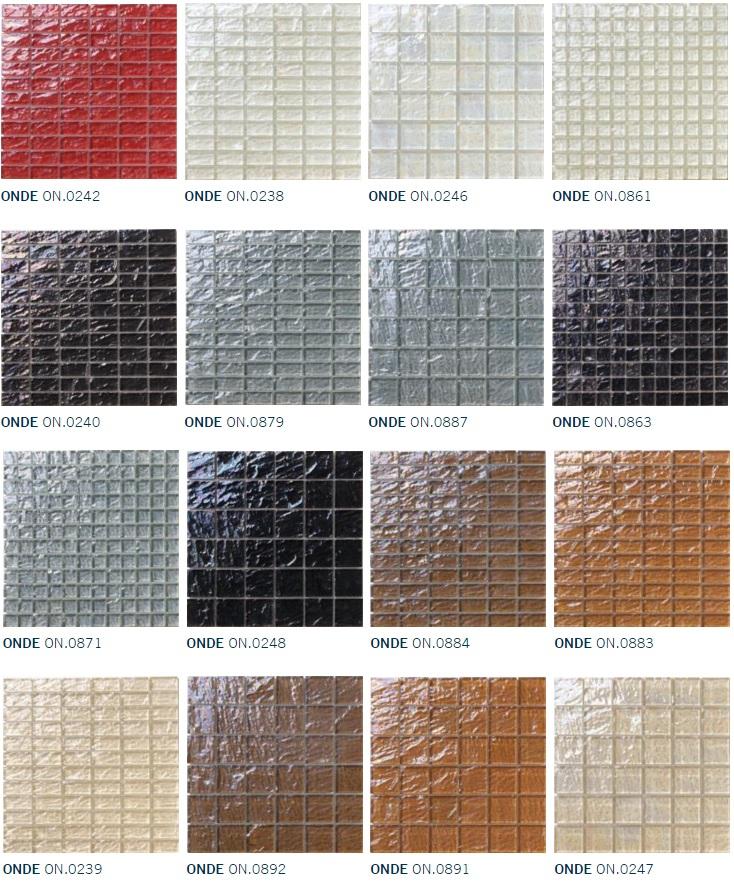 mosaico + onde marafon